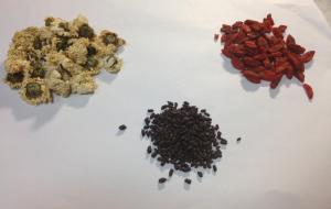 養肝明目茶材料